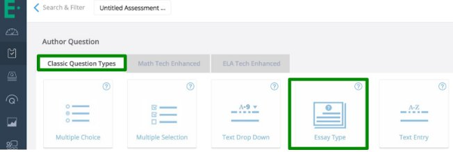 Create rubric edulastic knowledge base select the checkbox next to grading rubric ccuart Image collections